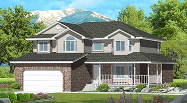 Teton Floor Plan