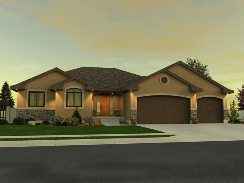 rushmorehouseplanfull Copper Creek Homes – Idaho Home Plans