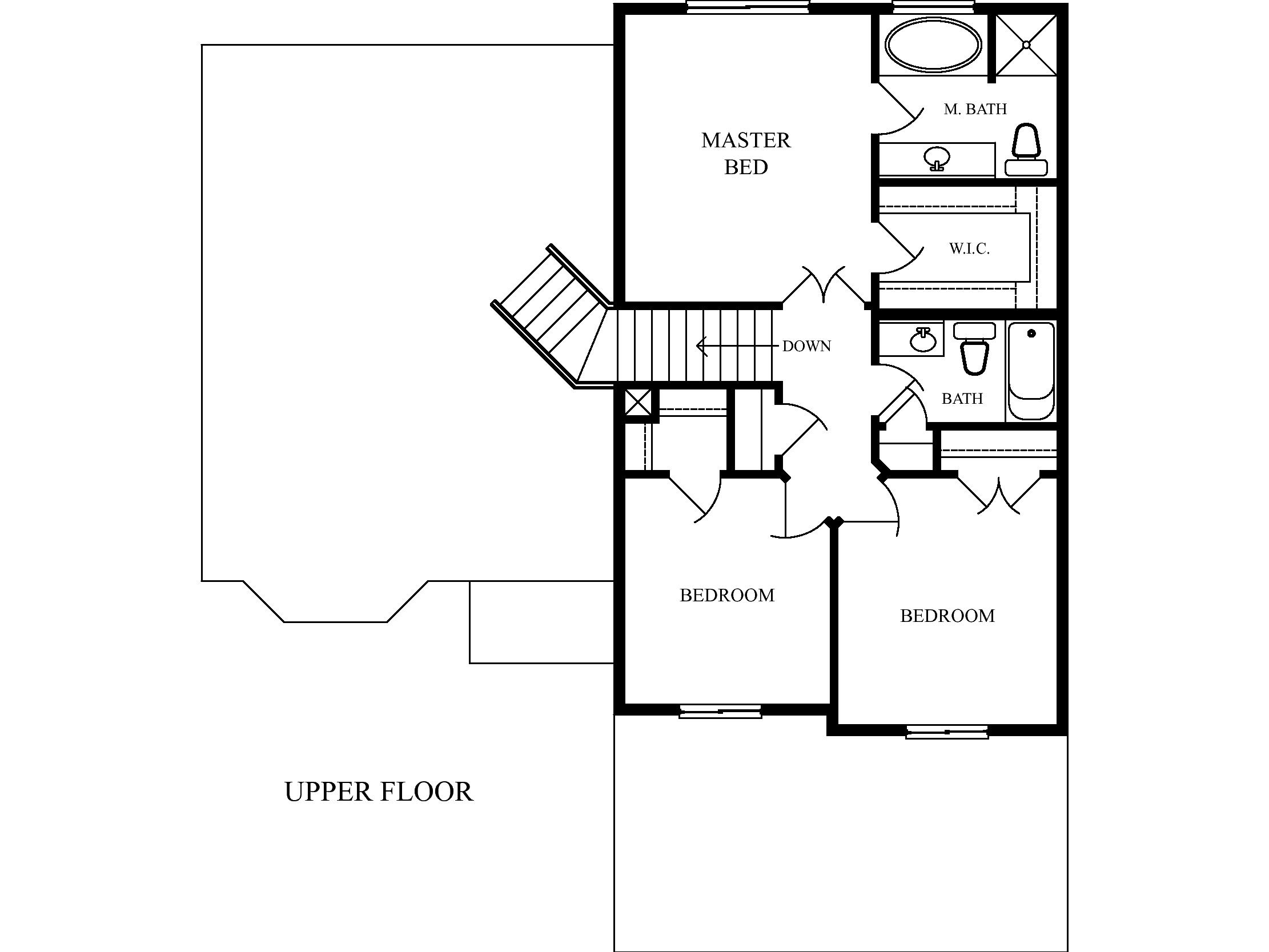 Gunnison copper creek homes for Copper creek homes floor plans
